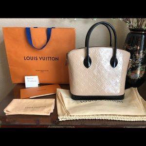 Louis Vuitton Lockit Vernis Like New